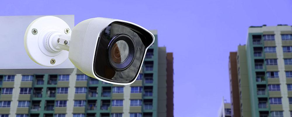 מצלמת אבטחה אינפרא אדום